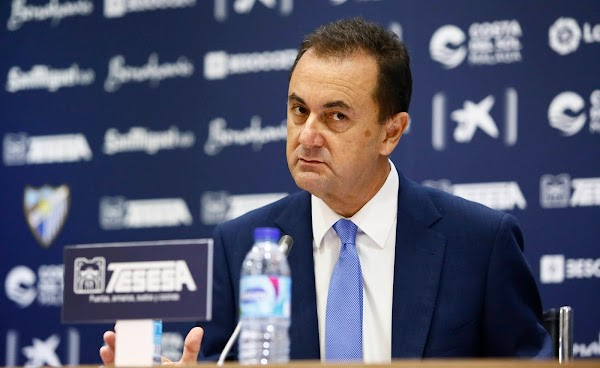 Málaga, José María Muñoz renueva de manera automática seis meses más en el cargo