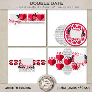 Double date - Jimbo Jambo Designs