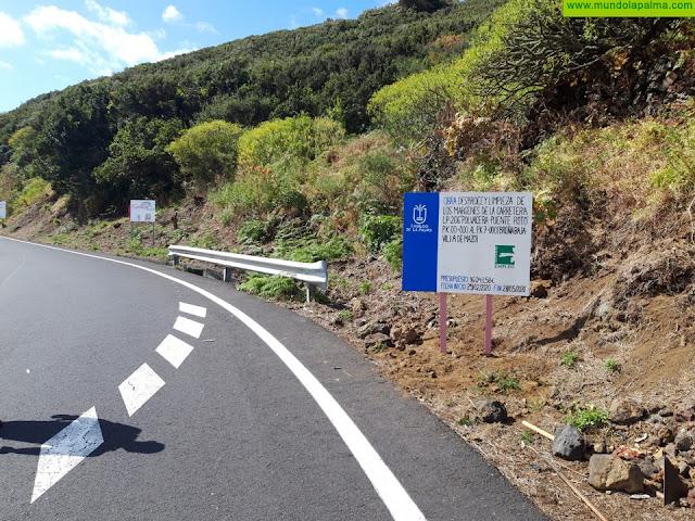 Isonorte ejecuta con éxito un contrato de limpieza de carreteras con la empresa de inserción