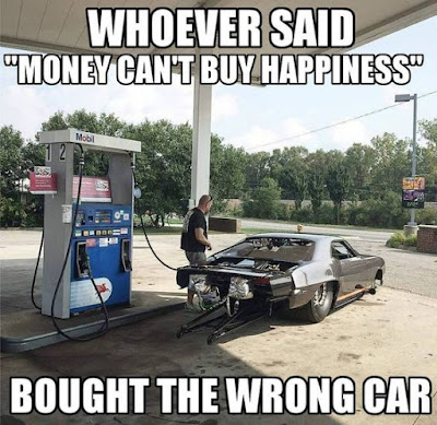 Just till the next Mobil
