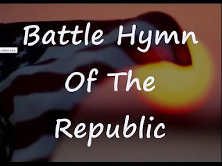 LYRICS: Battle Hymn Of The Republic