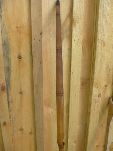 MacCrea's Custom Flintlocks and Accouterments: Bamboo Backed Hickory