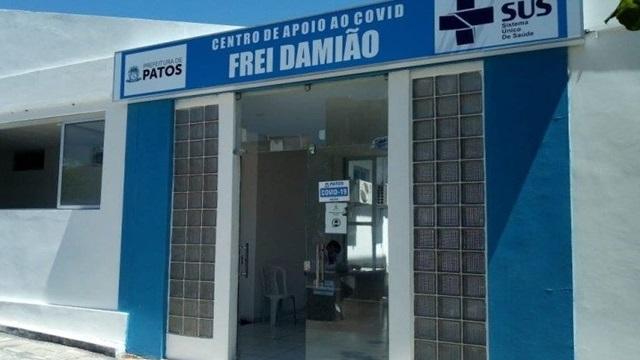 Testagem para Covid em Patos normaliza oferta e prioriza casos com sintomas leves para a doença