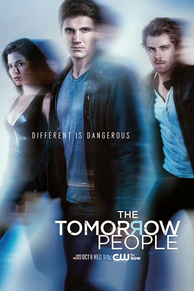 Fake TV Critic: Pilot Review: The Tomorrow People