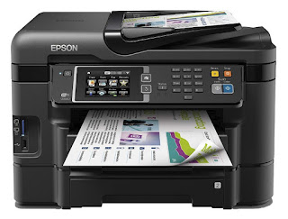 Fi in addition to Ethernet concern printer is the ideal method to expand your purpose efficiency Epson WorkForce WF-3640DTWF Drivers Download, Review