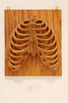 Jeanroll Ejar's Retazo and broken things Art, Casa Real, Jeanroll Ejar, Community, Creative, Creativity, Culture, Design, Exhibit, Festival, Fine Arts, Heritage, Iloilo, Inspiration, Love, Retazo, ViVa ExCon, Gallery, Casa Real Gallery, Sculpture, Wood, Woodcraft, Anatomy, Interactive, Artist