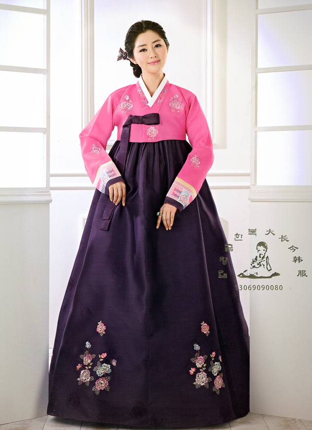 varios estilos fecha de lanzamiento Precio 50% Corea del Sur: La vestimenta tradicional