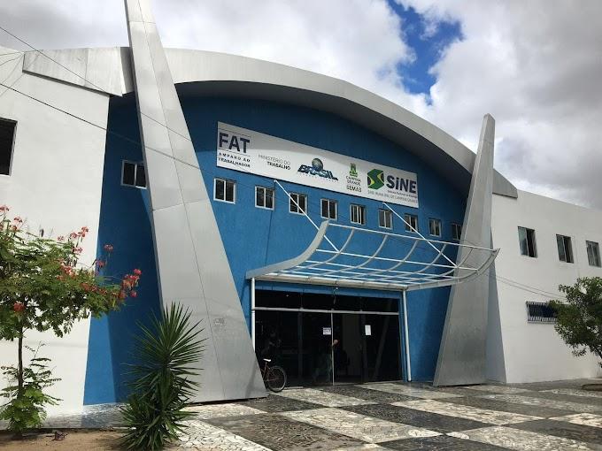 Sine Municipal oferece 112 oportunidades de emprego neste início de semana em Campina Gran