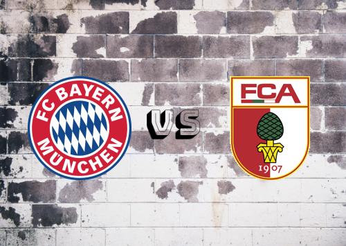 Bayern München vs Augsburg  Resumen y Partido Completo