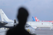 Bantu Cari KRI Nanggala 402, Amerika Turunkan 3 Pesawat