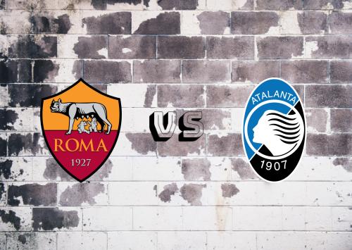 Roma vs Atalanta  Resumen