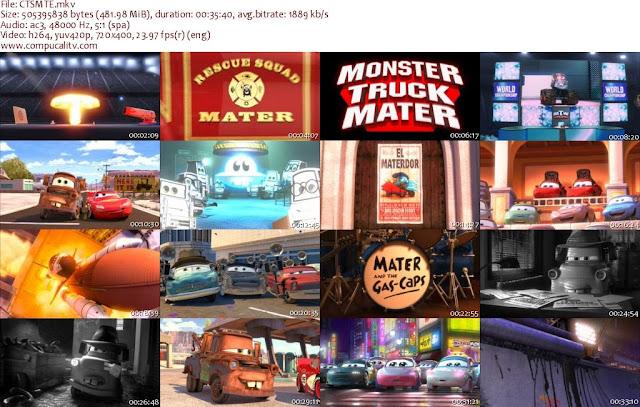 Cars Toon Maters Tall Tales Dvdrip Espanol Latino