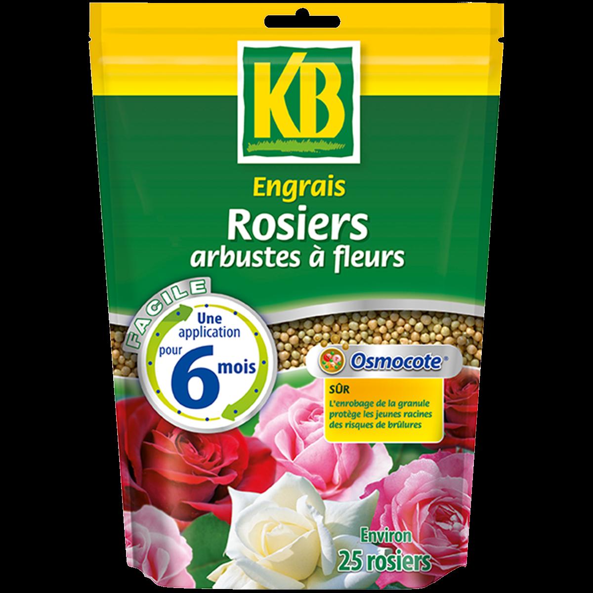 Promesse de roses quel engrais rosiers choisir - Engrais laurier rose ...