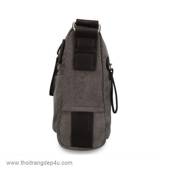 Túi đeo chéo nam vải bố VF273