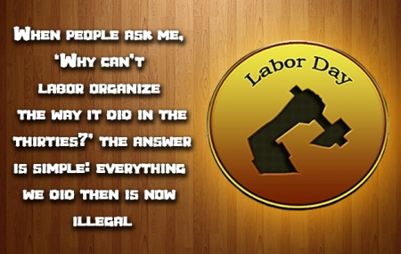 happy labour day greeting