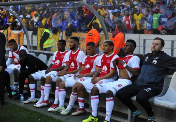 Ajax Cape Town are looking set to scrap it out in the National First Division (NFD) next season.