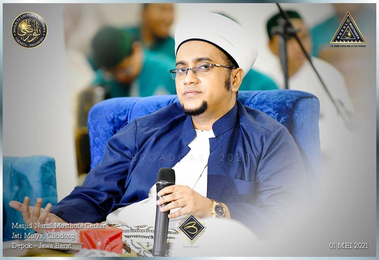 Galeri Masjid Nurul Musthofa Center 010521