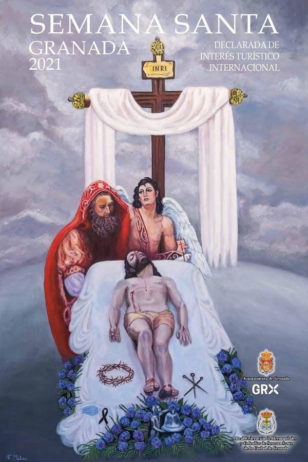 La Federación de Granada no retirará el cartel de la Semana Santa