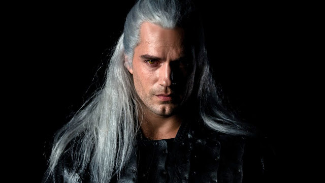The Witcher/Henry Cavill