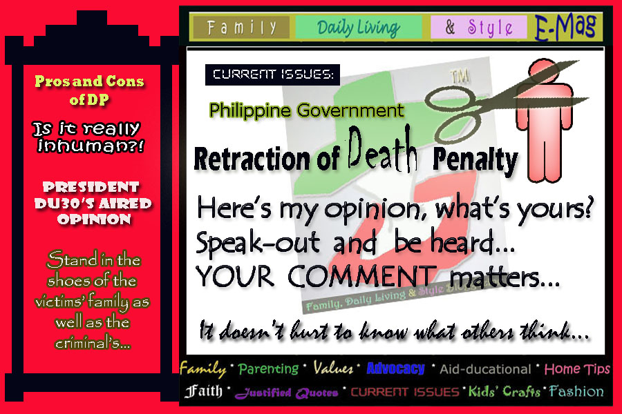 death penalty pros and cons essay