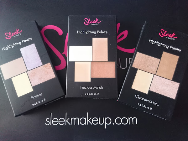Sleek Highlighter Series : Cleopatra's Kiss