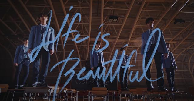 Life is Beautiful, el nuevo single digital de ONEUS