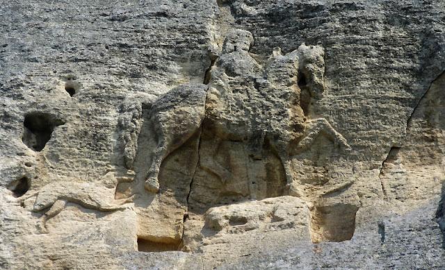 Jinete de Madara Bulgaria