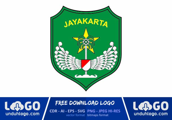 Logo Kodam Jaya