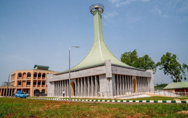 The Zik Mausoleum that Buhari completed