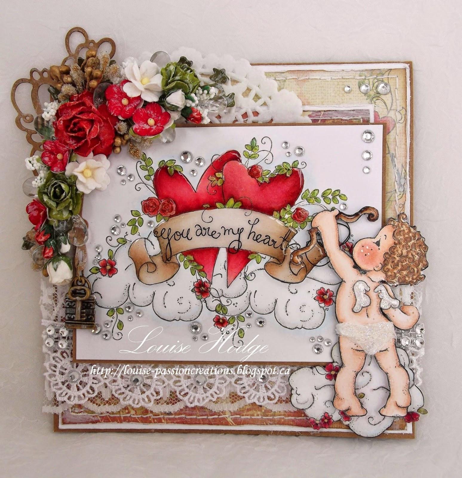 Картинки для открыток скрапбукинг ко дню святого валентина комбинезоны