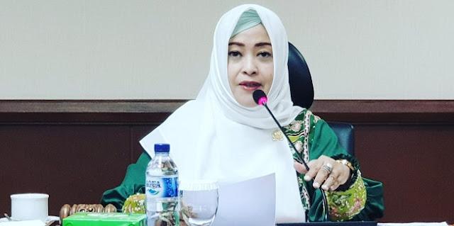 Setahun Jokowi-Maruf, Fahira Idris: Prioritas Belum Jelas