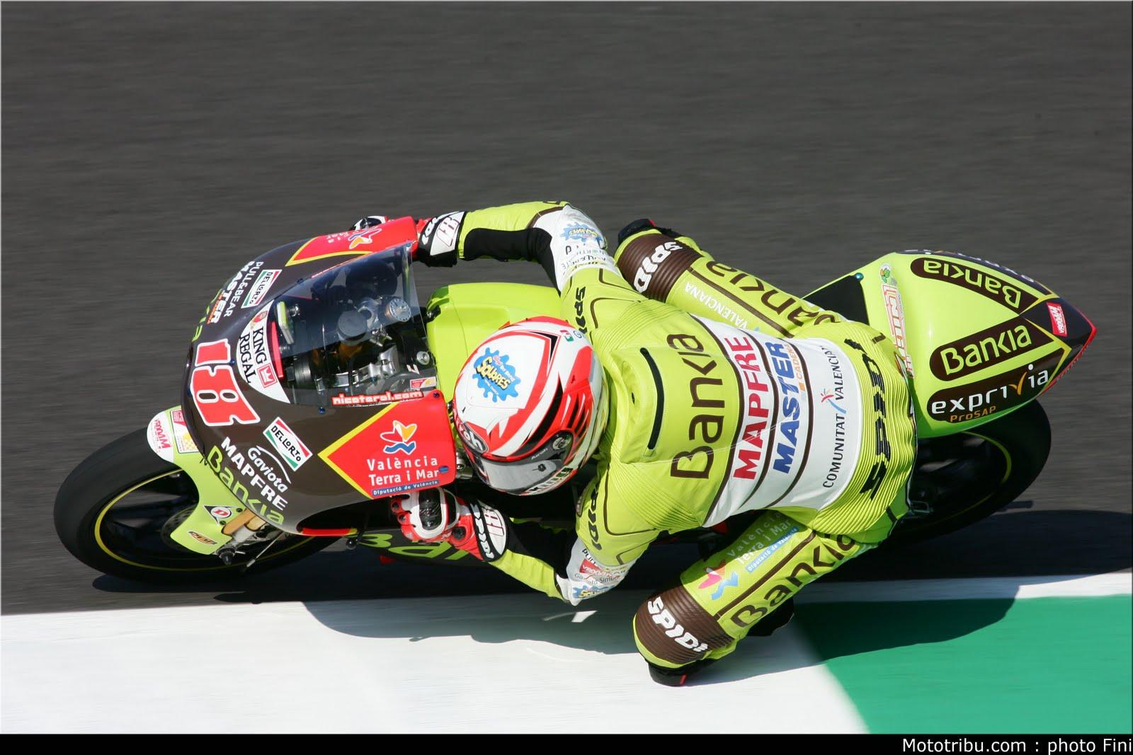 Racing Caf U00e8  Nico Terol World Champion 125cc 2011