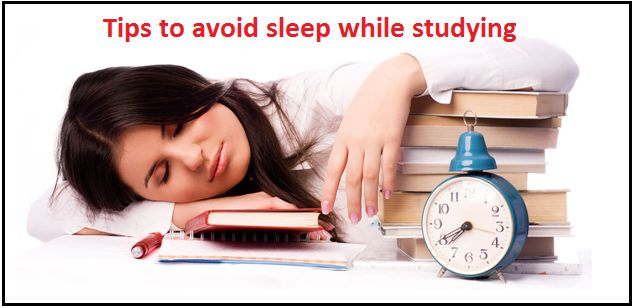 How to Get Rid of Sleep When Studying