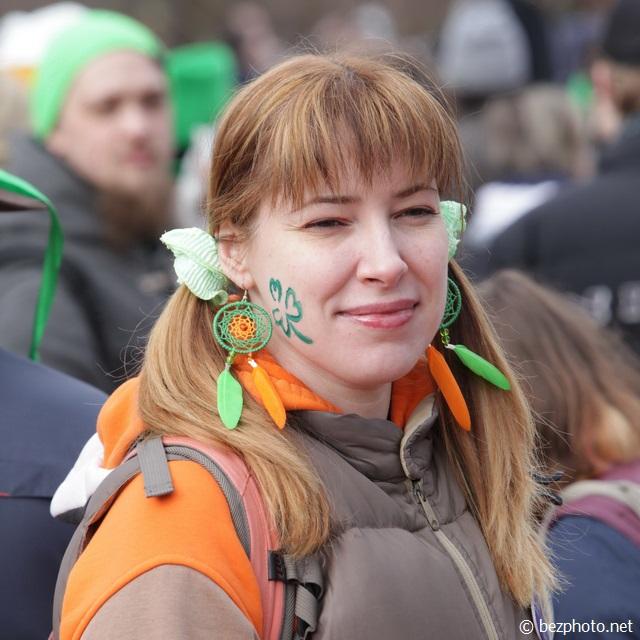 день святого патрика парад
