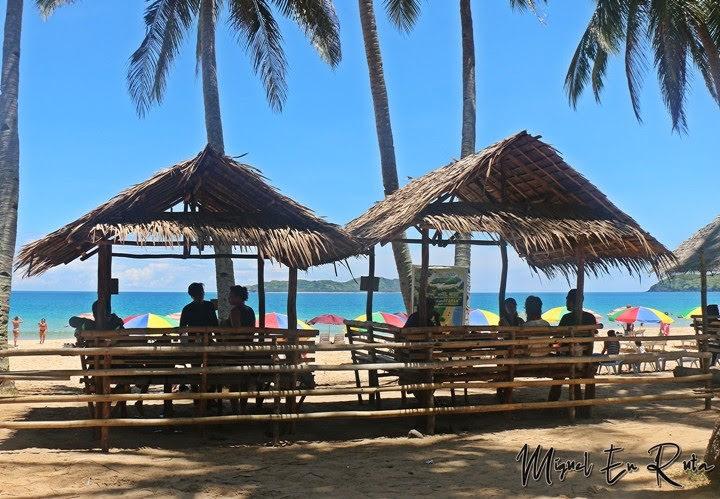 Casetas-Nacpan-Beach