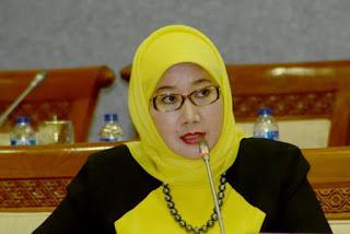 Anggota DPR RI Reni Marlinawati.