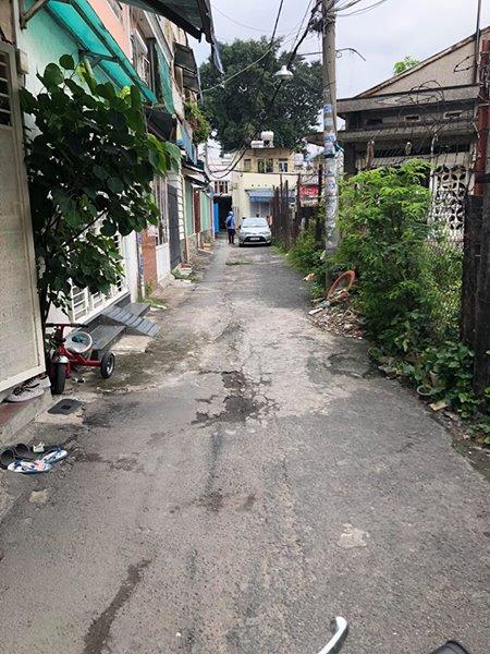 Bán nhà Hẻm xe hơi Tân Sơn Nhì quận Tân Phú, giá 1,99 tỷ
