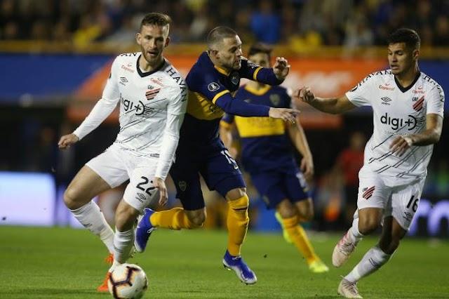 Apesar de ser eliminado na Argentina, Athlético volta como um dos maiores clubes brasileiro da atualidade.