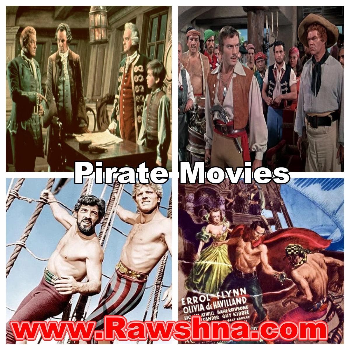 افضل افلام القراصنة على الإطلاق