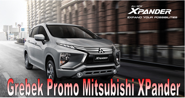 Promo Harga Kredit Mitsubishi XPander Di Kec. Astana Anyar