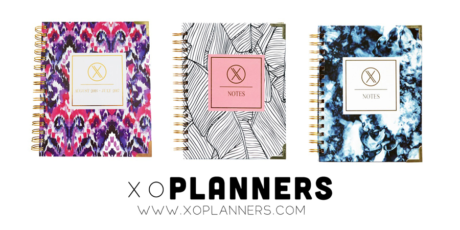 College School Supplies, Back to School, College Organization, College Blogger, Lifestyle Blogger, XO Planners