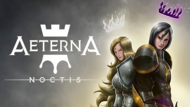 Aeterna Noctis, título metroidvania, é anunciado para o Switch