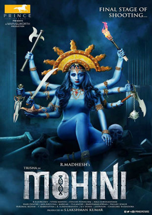 Mohini 2018 Hindi Dubbed Movie Download HDRip 720p