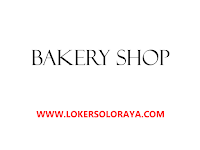 Lowongan Kerja HRD Supervisor Bakery Shop di Kota Solo