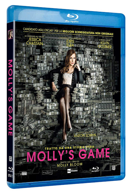 Molly's Game Home Video