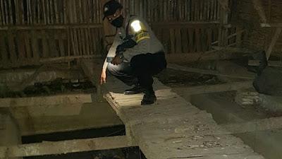 Diduga Depresi, Pria Paruh Baya Ditemukan Meninggal Dunia di Kolam Lele