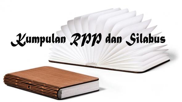 Download Silabus dan RRP Kelas 4 SD KTSP 2006