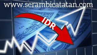Nilai Rupiah Turun Lagi - serambicatatan.com
