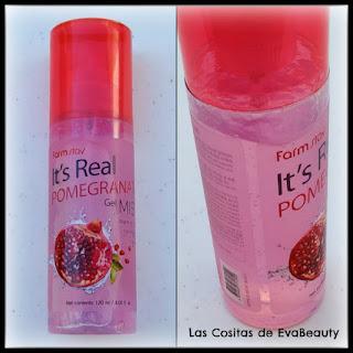 #gelmist #gel #pomegranate #farmstay #stylevana #granada