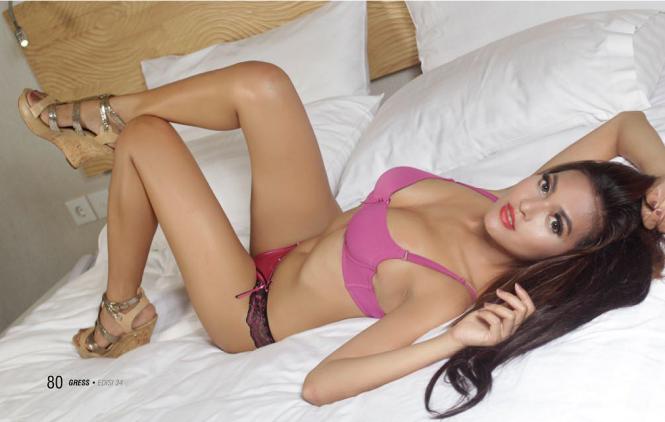 Foto Hot Model Sisil Kalia (GRESS) 7